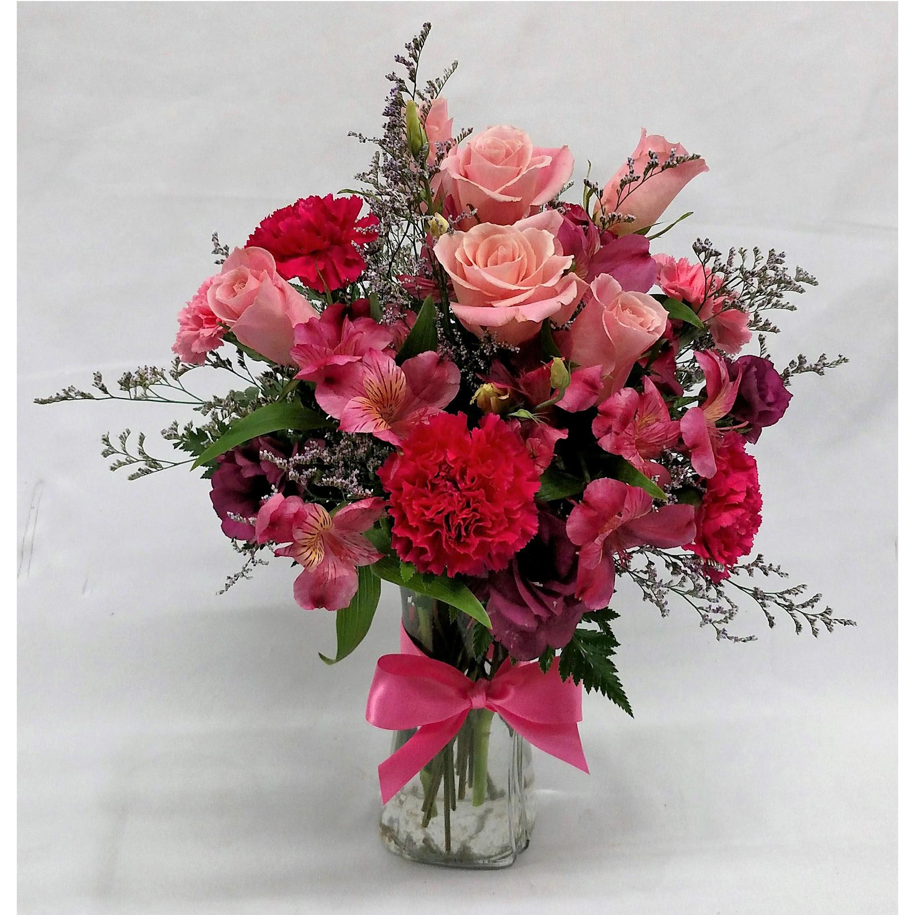 Pretty Pink Petals A Unique Flower Gift Shop