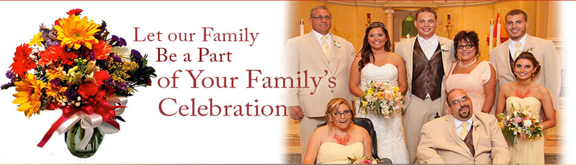 Your family's celebration